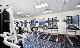 Paradise Palms townhome photo - Fitness Center