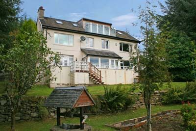 Stirling & Falkirk area house rental