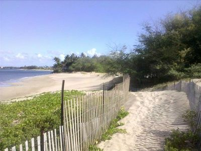 Your Soft-Sand Beach for Swimming & Snorkeling, Directly across the Street