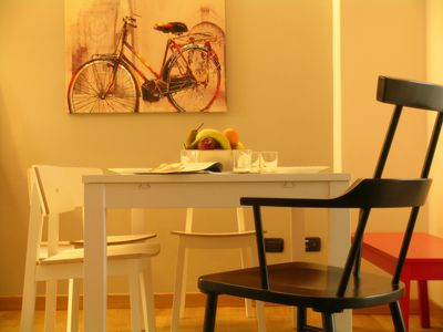'WHEN INN ROME' - New and cozy holiday apartment, few steps from the Vatican