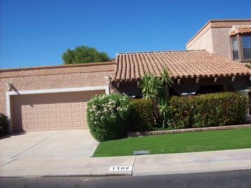 Boulders Scottsdale townhome rental - Our Home