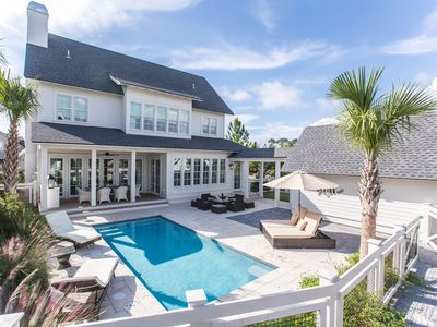 BOOKING WINTER, SPRING; Stunning / Luxury in WaterSound, Private Pool, Slps 14