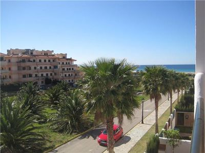 Apartment for 5 people, with swimming pool, close to the beach in Zahara
