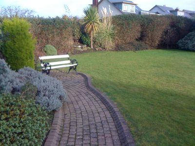 County Down apartment rental - Garden