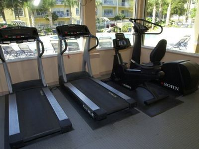 Liki Tiki Village Fitness Room