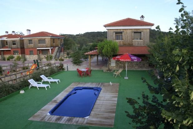 Cabin or bungalow El Hosquillo for 74 people