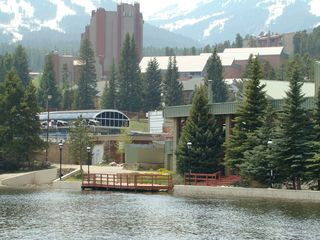 Village at Breckenridge condo photo - Beautiful view of the Maggie Pond and the Ski Resort!
