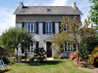 Charming house 300m from the sea to Beg Meil - 4 bedrooms