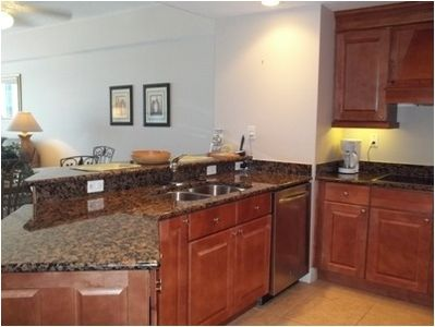 Port Orange condo rental - Kitchen