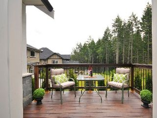 Victoria apartment photo - Deck
