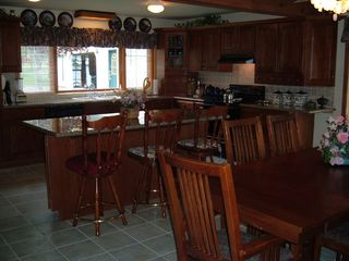 Burt Lake house photo - kitchen