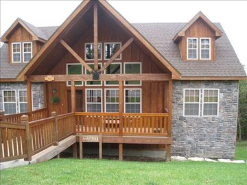Branson West lodge rental - Covenant Brothers Family Lodge