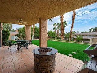 Palm Desert condo photo - Main Patio