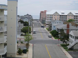 Bahia Vista I Ocean City condo photo - View of Ocean & Boardwalk, just a short walk away.