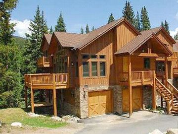 Breckenridge house rental - Moose Meadow Retreat in the Summer - hiking right out the door!