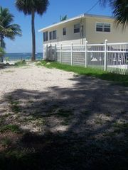 Fort Myers Beach house photo - Outside of home, elevated 17 feet on pilings