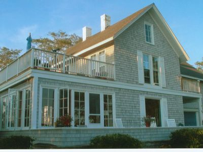 Biddeford house rental - The Cottage - Facing the Ocean