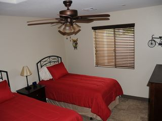 Lake Havasu City house photo - 3rd Bedroom with two twin beds