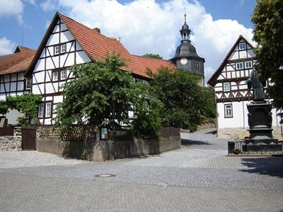 Headquarters of the Reformer Dr. Martin Luther in Mohra