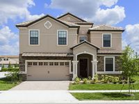 Brand New with private Pool/Spa, Theater Room and Game Room, Close to Disney.