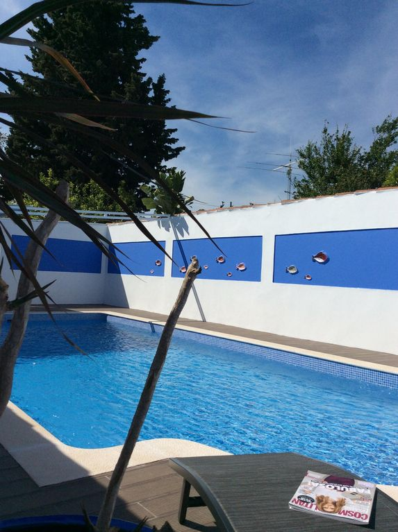 Typical Portuguese house with private swimming pool & free Wi Fi