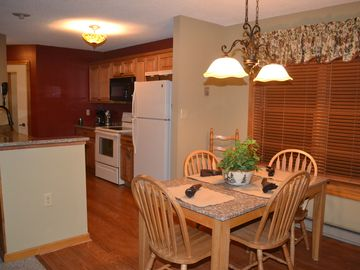 North Woodstock condo rental - Newly renovated kitchen/dining room