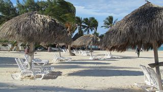 Bavaro villa photo - Our Beach with plenty of space to relax