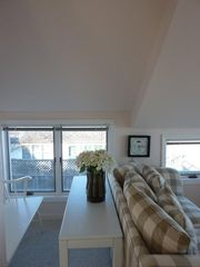 Provincetown condo photo - Sofa table & bench