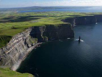 Cliffs of Moher 45 mins from Fanore Lodge (Photo: Discover Ireland)