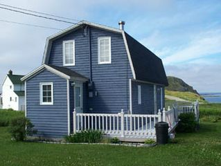 Twillingate cottage photo - Beautiful oceanfront cottage is gateway to the Twillingate experience.