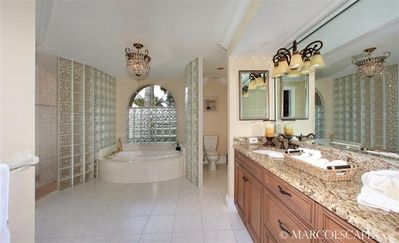 The Royal Master Bath ...