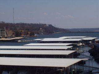 Lake Ozark condo photo - View from deck of Lighthouse Landing Condo