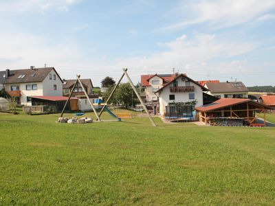 150 m² very well equipped Ferienh. for 2 families or + 14 people