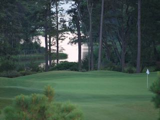 Cape Charles condo photo - 7th Hole Palmer Course on Plantation Creek