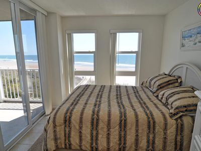 North Topsail Beach condo rental - Queen Bedroom