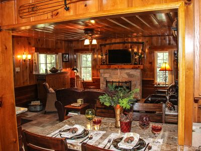 Historic Hershey Cabin - Cozy, Romantic, Immaculate - Designed Just For Two