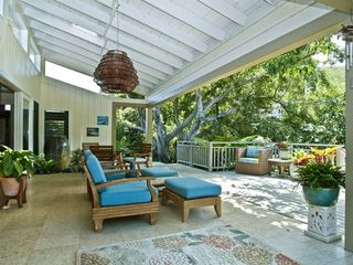 Kailua house photo - Covered lanai by pool