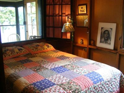 Pilot Knob cabin rental - Bedroom