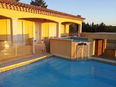 Holiday house, close to the beach, Caveirac, Languedoc-Roussillon