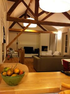 'Charming Family Apt' Duplex - The campaign in Paris / 3 bedrooms 100 m2