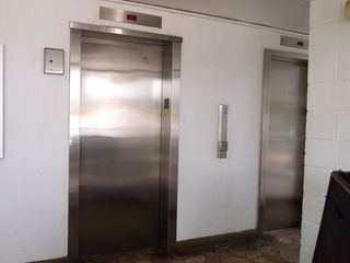 Makaha condo photo - elevators