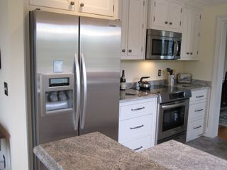 Wild Dunes house photo - Stainless steel appliances and granite countertops