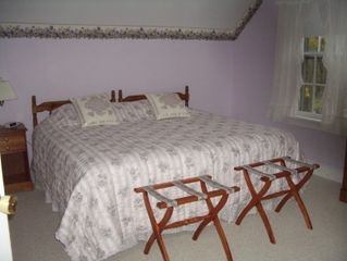 East Machias house photo - Master Bedroom King or two Twin