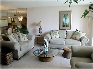 Living Room is designed for comfort and company.