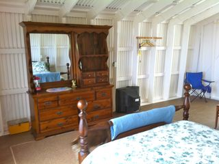 Ninole cottage photo - Upstairs bedroom