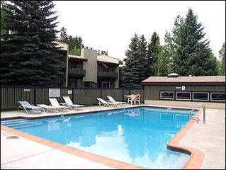 Vail townhome photo - Summer Pool