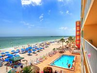 Apartment Gulf of Mexico in Clearwater/Redington Beach, Florida Central West - 6 persons, 3 bedrooms
