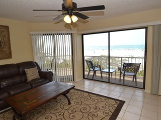 Clearwater Beach condo photo - Living Room View