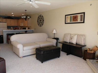 Family Room With Queen Sofa Sleeper