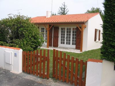 House with garden Saint Jean de Monts WI FI free